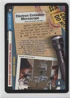 Electron Emission Microscope