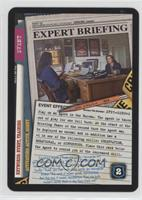 Expert Briefing