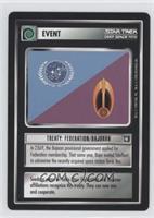 Treaty: Federation/Bajoran
