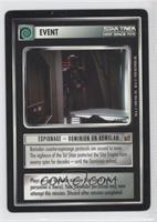 Espionage - Dominion on Romulan