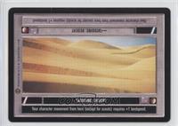 Tatooine: Desert