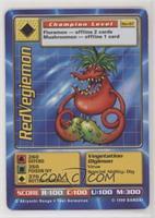 Red Vegiemon