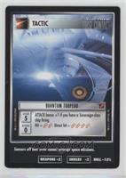 Quantum Torpedo