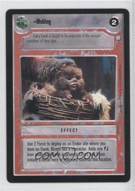 1999 Star Wars Customizable Card Game: Endor - Expansion Set [Base] #NoN - Wokling