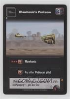 Mawhonic's Podracer