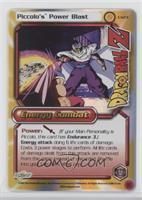 Piccolo's Power Blast