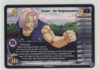 Trunks, the Weaponsmaster