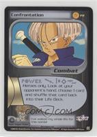 Confrontation (Trunks Saga Foil)