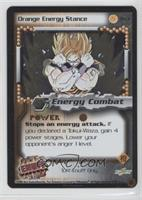 Orange Energy Stance (Foil Tuff Enuff Promo)
