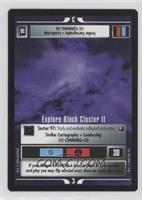 Explore Black Cluster II