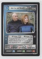 Jean-Luc and Beverly