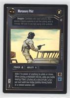 Mercenary Pilot