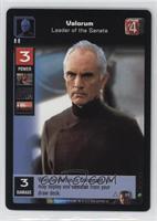 Valorum, Leader of the Senate
