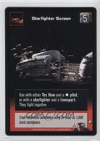 Starfighter Screen