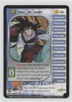 Goku, the Leader