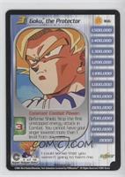 Goku, the Protector