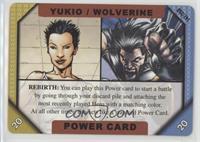 Yukio, Wolverine