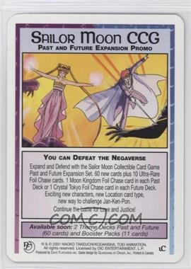 2001 Sailor Moon Collectible Card Game - Past and Future Expansion Set #NoN - Sailor Moon CCG Past and Future Expansion Promo
