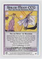 Sailor Moon CCG Past and Future Expansion Promo