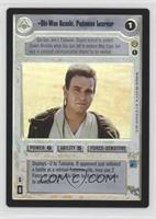 Obi-Wan Kenobi, Padawan Learner (Alternate Image)