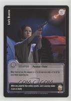 Leia's Blaster