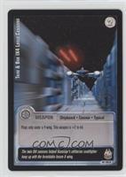 Taim & Bak IX4 Laser Cannons