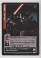 Darth Vader - Sith Warrior