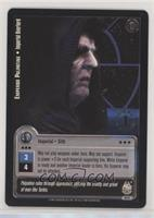 Emperor Palpatine - Imperial Overlord