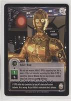 C-3PO - The Professor
