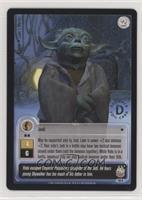 Yoda - Luke's Mentor