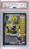 Goku, The Galaxy's Hero [PSA 8 NM‑MT]