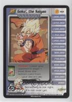 Goku, the Saiyan