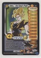 Goku, the King's Pupil