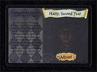 Harry, Second Year