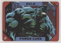 Power Card - Hulk