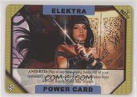 Power Card - Elektra