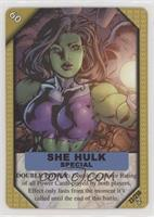 Special - She Hulk