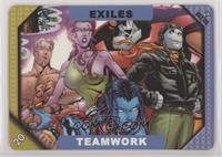 Teamwork - Exiles