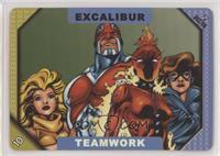 Teamwork - Excalibur