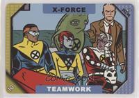 Teamwork - X-Force