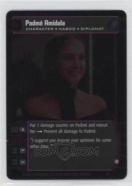 2002 Star Wars: The Trading Card Game - - Assorted Promos [Base] #5 - Padme Amidala
