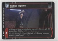Anakin's Inspiration