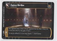Capture Obi-Wan [Noted]