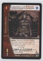Cassandra Cain - Batgirl (Martial Artist)