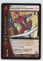 Boomerang [Noted]