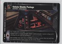 Vehicle Shields Package