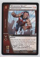 Wonder Man [Noted]