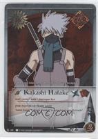 Kakashi Hatake (Platinum Foil Promo)
