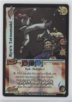 Ryu's Tatsumaki