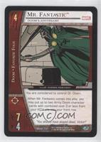 Mr. Fantastic (Doom's Adversary)